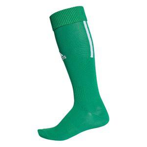 adidas Santos 18 3 Streifen Stutzenstrumpf grün – Bild 1