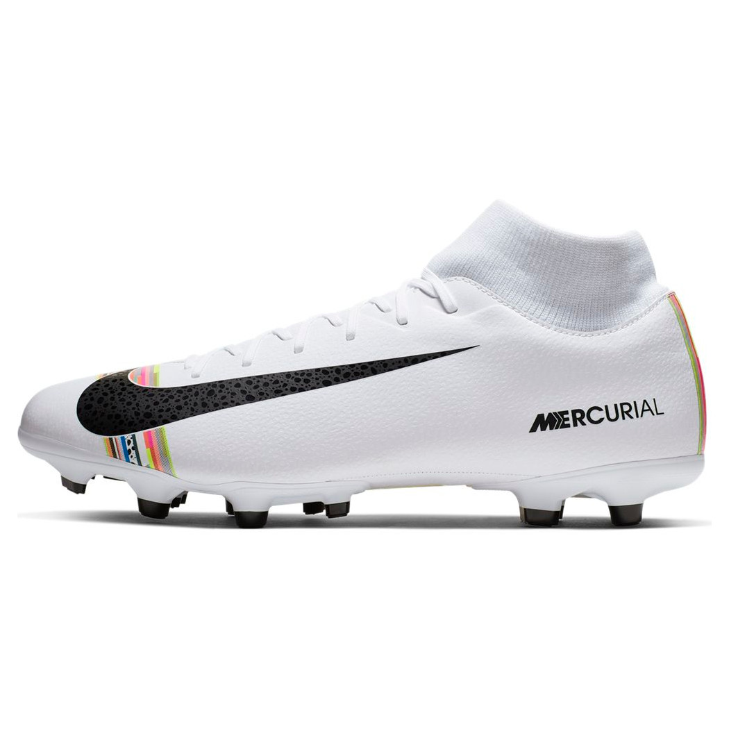 Nike Mercurial Superfly 6 Academy Mg Cr7 Fussballschuhe Ronaldo Weiss