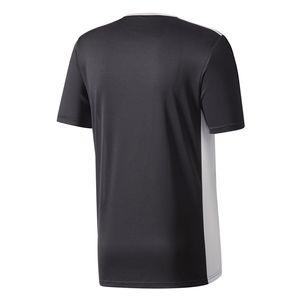 as Entrada 18 Trikot Traingsshirt kurzarm schwarz / weiß – Bild 2