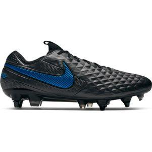 Nike Tiempo Legend 8 Elite SG-PRO AC schwarz / blau – Bild 1
