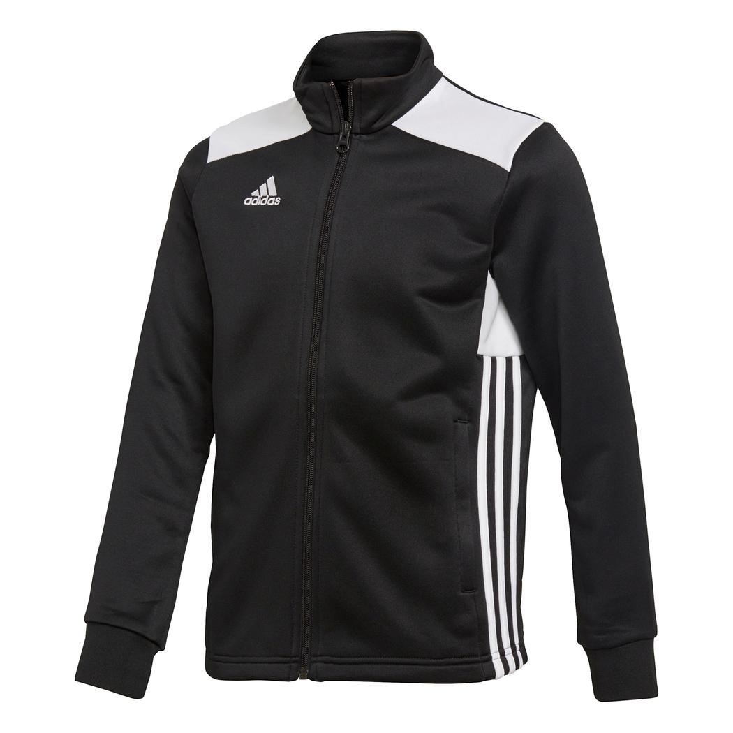 adidas Tiro15 Regenjacke schwarzweiß Teamwear Jacken