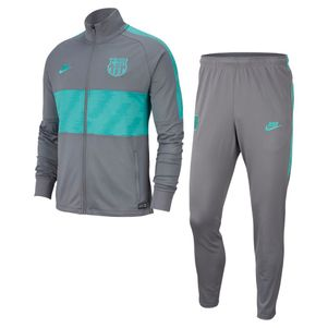 Nike Dri-FIT FC Barcelona Strike Trainingsanzug grau – Bild 1