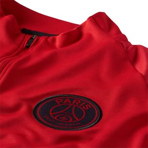 Nike PSG Paris Saint-Germain Strike Sweatshirt rot – Bild 3