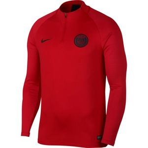 Nike PSG Paris Saint-Germain Strike Sweatshirt rot – Bild 1