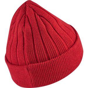 Nike Jordan Beenie Mütze rot – Bild 2