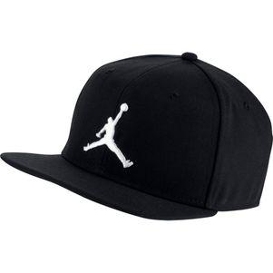 Nike Jordan Pro Jumpman Snapback Cap schwarz / weiß – Bild 1