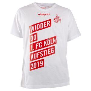 uhlsport 1. FC Köln Aufstiegs T-Shirt 2018/2019