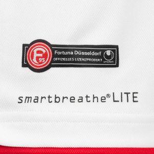 uhlsport Fortuna Düsseldorf F95 Heimtrikot KA 19/20 weiß/rot – Bild 5