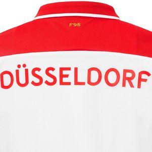 uhlsport Damen Fortuna Düsseldorf F95 Heimtrikot 19/20 weiß/rot – Bild 3