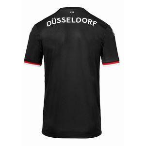 uhlsport Fortuna Düsseldorf F95 Ausweichtrikot KA 19/20 schwarz – Bild 2