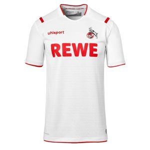 uhlsport 1.FC Köln Home Heimtrikot 2019/2020 weiß – Bild 2