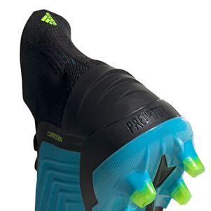 adidas Predator 19.1 FG blau / schwarz – Bild 7