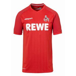 uhlsport 1.FC Köln Auswärtstrikot 2019/2020 rot – Bild 1