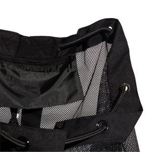 adidas Ballnetz schwarz / weiß – Bild 6