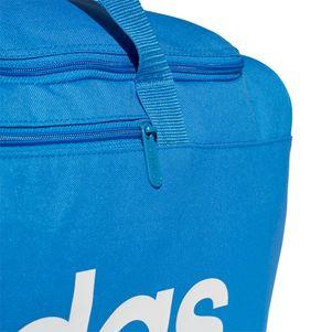 adidas Linear Core Sporttasche Duffelbag Gr. M hellblau – Bild 3