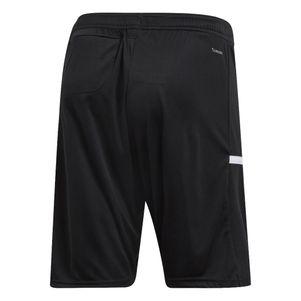 adidas Team19 3Pocket Shorts mit Reißverschluss schwarz – Bild 2