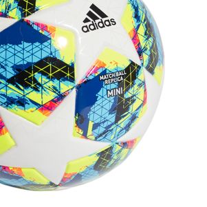 adidas Finale Champions League Miniball 2019/2020 weiß – Bild 4