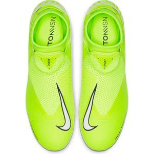 Nike Phantom Vision Academy DF FG/MG gelb – Bild 4