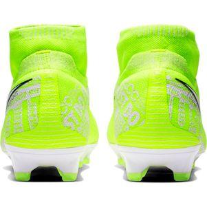Nike Phantom Vision Elite DF FG gelb – Bild 5