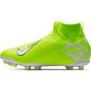 Nike Kinder Phantom Vision Academy DF FG/MG gelb – Bild 2