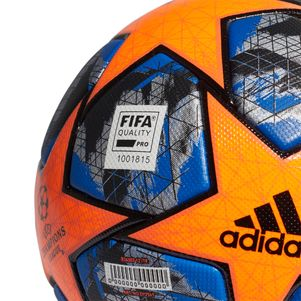 adidas Finale OMB Winter Offizieller Champions League Spielball orange – Bild 5