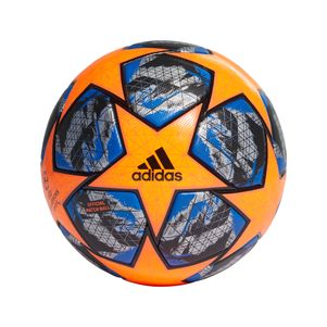 adidas Finale OMB Winter Offizieller Champions League Spielball orange – Bild 1