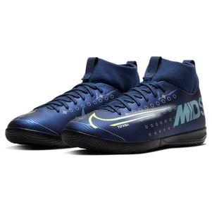 Nike Kinder Mercurial Superfly 7 Academy IC blau / weiß – Bild 3
