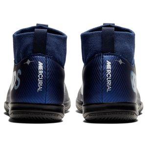 Nike Kinder Mercurial Superfly 7 Academy IC blau / weiß – Bild 5