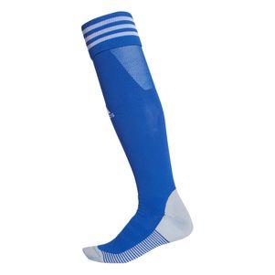 adidas Adisock 18 3 Streifen Stutzenstrumpf blau / weiß – Bild 1