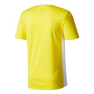 adidas Entrada 18 Trikot gelb – Bild 2