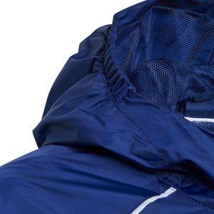 adidas Kinder Core 18 Regenjacke dunkelblau – Bild 3