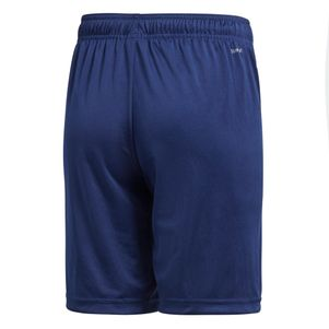 adidas Kinder Core 18 Traingsshorts dunkelblau – Bild 2