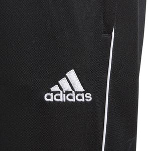adidas Kinder Core 18 Trainingshose schwarz – Bild 3