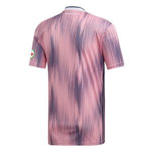 adidas HSV Hamburg Auswärtstrikot 2019/2020 pink / weiß – Bild 2