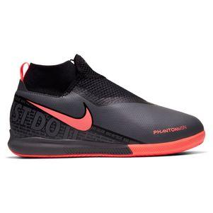Nike Kinder Phantom Vision Academy DF IC Schwarz / Orange – Bild 1