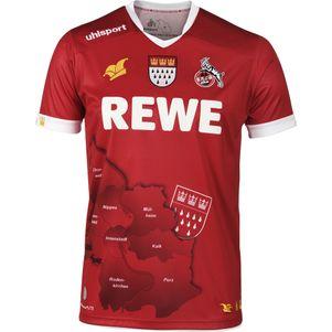 uhlsport 1.FC Köln Fastelovend Karnevalstrikot 2019/2020 rot