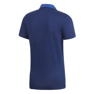 adidas Condivo 18 Poloshirt Herren Baumwollmischgewebe dunkelblau – Bild 2