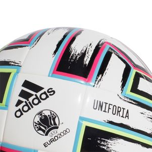 adidas Euro 2020 Uniforia League J290 Ball weiß – Bild 3