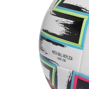 adidas Euro 2020 Uniforia League J290 Ball weiß – Bild 4