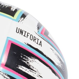 adidas Euro 2020 Uniforia League J350 Ball weiß – Bild 4