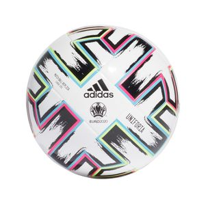 adidas Euro 2020 Uniforia League J350 Ball weiß – Bild 1