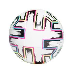 adidas Euro 2020 Uniforia Trainingsball weiß – Bild 2