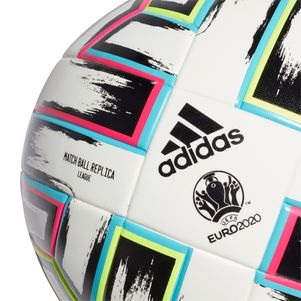 adidas Euro 2020 Uniforia League Box Ball weiß – Bild 4