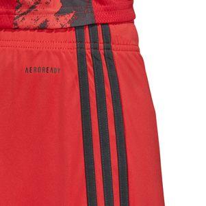 adidas DFB Home Torwart Shorts EM 2020 rot – Bild 3