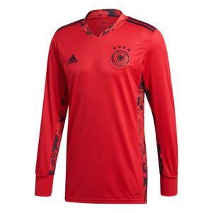 adidas DFB Home Torwart Trikot EM 2020 rot – Bild 1