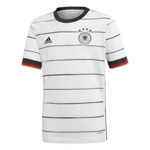 adidas DFB Home Kinder Trikot EM 2020 weiß – Bild 1