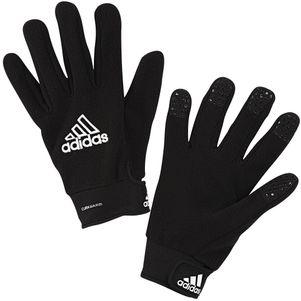 adidas Fleece Feldspielerhandschuhe schwarz – Bild 1