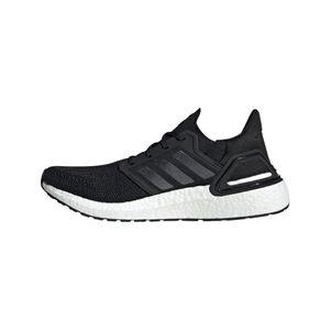 adidas Ultraboost 20 Herren Laufschuhe Running Schuhe schwarz / weiß – Bild 2