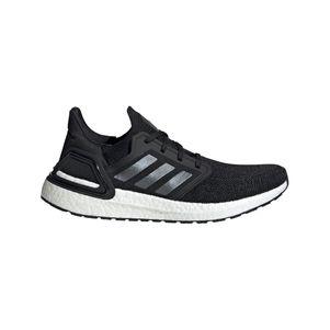 adidas Ultraboost 20 Herren Laufschuhe Running Schuhe schwarz / weiß – Bild 1