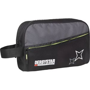 Derbystar Torwarthandschuhtasche schwarz / grau